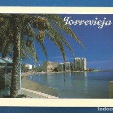 Postales: POSTAL CIRCULADA TORREVIEJA 1059 (ALICANTE) EDITA TRIANGLE POSTALS. Lote 278629898