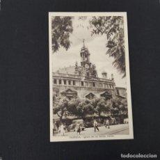 Postales: ANTIGUA POSTAL HUECOGRABADO VALENCIA JDP - IGLESIA DE LOS SANTOS JUANES. (AÑOS 40 O 50). Lote 285471658