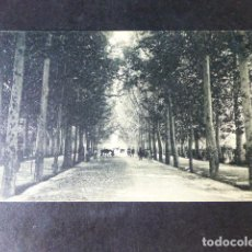 Postales: ORIHUELA ALICANTE UN PASEO. Lote 285981118