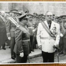 Postales: FOTOGRAFIA DEL GOBERNADOR CIVIL DE ALICANTE FELIPE ARCHE, JERARCA DE FALANGE, FOTO JIMENEZ HNOS. ALI. Lote 286258848