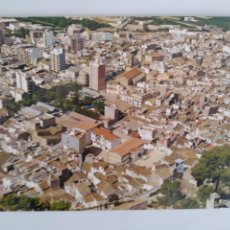 Cartes Postales: POSTAL CULLERA VALENCIA VISTA CENTRO RV 405. Lote 287248968