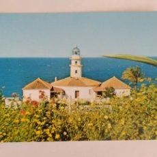 Cartes Postales: POSTAL CULLERA VALENCIA VISTA FARO RV 406. Lote 287249048