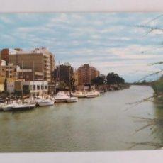 Cartes Postales: POSTAL CULLERA VALENCIA RIO JUCAR RV 407. Lote 287249158