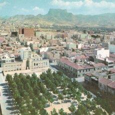 Postales: ALICANTE, ELDA CRUZ DE LOS CAIDOS. ED. RAKER Nº E-5. AÑO 1971. SIN CIRCULAR. Lote 287774888