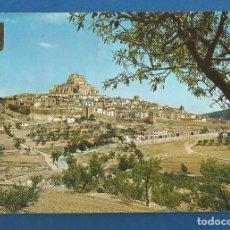 Postales: POSTAL SIN CIRCULAR MORELLA 12 CASTELLON EDITA ESCUDO DE ORO. Lote 287935248