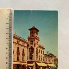 Postales: POSTAL. CASTELLÓN DE LA PLANA. CASINO ANTIGUO. EDIC. DISTRIBUIDORA CASTELLONENSE.. Lote 287984913