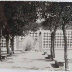 Postales: BAÑERES ALICANTE 1953 FOTOGRAFICA FONT DEL CABALLER. Lote 288180798