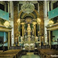 Postales: *** D967 - POSTAL - VALENCIA - SERIE 19 - 285 - BASILICA DE LA VIRGEN DE LOS DESAMPARADOS. Lote 288345513