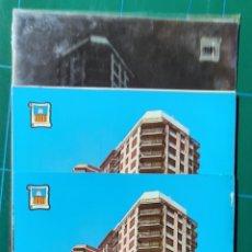 Postales: CASTELLON Nº 3749 PLAZA FADRELL / POSTAL /NEGATIVOS / PRUEBA COLOR / EDI. PERGAMINO. Lote 288357248