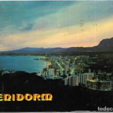Postales: *** D1012 - POSTAL - BENIDORM. Lote 288402343