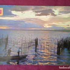Postales: LA ALBUFERA. VALENCIA. Lote 288630248