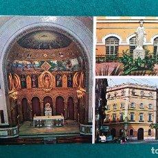 Postales: POSTAL COLEGIO DEL SAGRADO CORAZON - VALENCIA. Lote 288917458