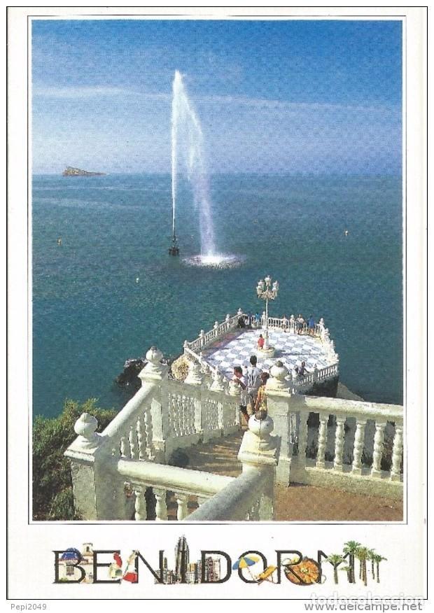 *** PN1206 - POSTAL - BENIDORM - MIRADOR (Postales - España - Comunidad Valenciana Moderna (desde 1940))