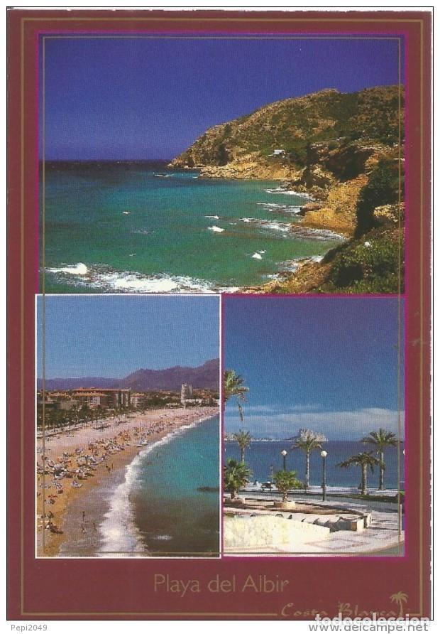 *** PH1218 - POSTAL - COSTA BLANCA - VARIAS VISTAS (Postales - España - Comunidad Valenciana Moderna (desde 1940))