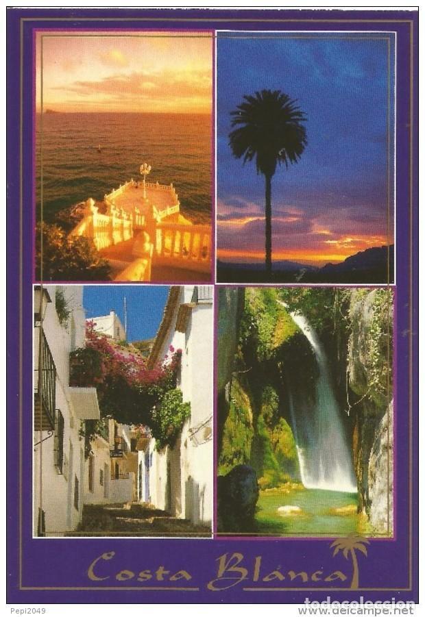 *** PH1211 - POSTAL - COSTA BLANCA (Postales - España - Comunidad Valenciana Moderna (desde 1940))