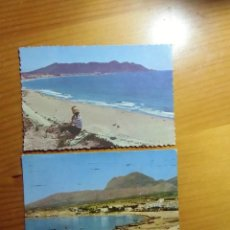 Postales: BENIDORM(ALICANTE) POSTALES CIRCULADAS,AÑOS 50.. Lote 289470313