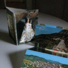 Postales: SANTUARIO NTRA. SRA. DE LA BALMA - ZORITA DEL MAESTRAZGO *BLOC CON 10 POSTALES*. Lote 289703163