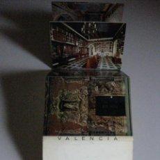 Postales: VALENCIA MUSEO NACIONAL DE CERAMICA **GONZALEZ MARTI** **10 POSTALES**. Lote 289703348