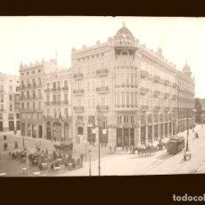 Postales: VALENCIA - CLICHE ORIGINAL - NEGATIVO EN CELULOIDE - AÑOS 1910-1920 - FOTOTIP. THOMAS, BARCELONA. Lote 291489723