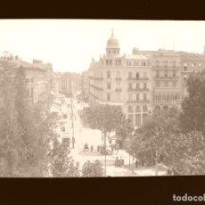 Postales: VALENCIA - CLICHE ORIGINAL - NEGATIVO EN CELULOIDE - AÑOS 1910-1920 - FOTOTIP. THOMAS, BARCELONA. Lote 291489793