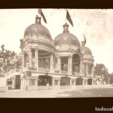 Postales: VALENCIA - CLICHE ORIGINAL - NEGATIVO EN CELULOIDE - AÑOS 1910-1920 - FOTOTIP. THOMAS, BARCELONA. Lote 291489863