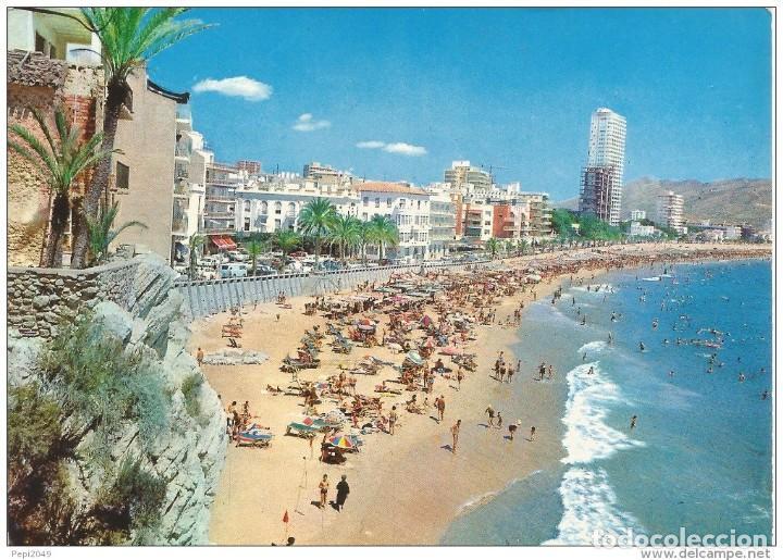 *** PV324 - POSTAL - BENIDORM - PLAYA LEVANTE (Postales - España - Comunidad Valenciana Moderna (desde 1940))