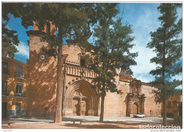 *** PV105 - POSTAL - ORIHUELA - ALICANTE - IGLESIA DE SANTIAGO - MONUMENTO NACIONAL (Postales - España - Comunidad Valenciana Moderna (desde 1940))