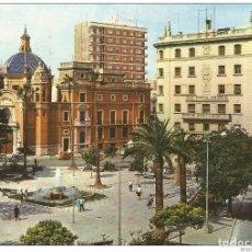 Postales: *** PR1480 - POSTAL - CASTELLON DE LA PLANA - PLAZA DE MARIA AGUSTINA. Lote 293841193