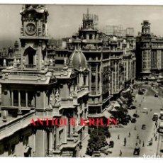 Postales: VALENCIA Nº 635 PLAZA DEL CAUDILLO / FOTO PENFEL / JDP. Lote 294371223