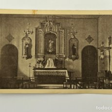 Postales: ALACUÁS (VALENCIA) POSTAL, LA PURÍSIMA. CASA DE EJERCICIOS P.P. JESUITAS (H.1940?) S/C. Lote 295394828