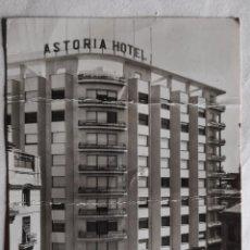 Postales: VALENCIA. ASTORIA HOTEL. CIRCA: 1961. Lote 295474463
