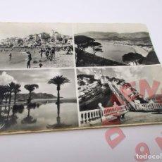 Postales: BENIDORM AÑOS 50. Lote 295529068