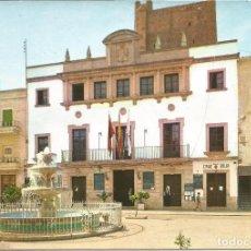 Postales: [POSTAL] PLAZA DEL CAUDILLO Y TORRE MORUNA. BENIFAYÓ(VALENCIA) (CIRCULADA). Lote 295764398
