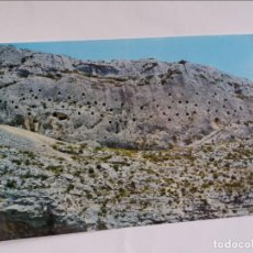 Postales: POSTAL - BOCAIRENT VALENCIA - COVETES DELS MOROS - MONUMENTO NACIONAL 8 - S/C. Lote 295818838