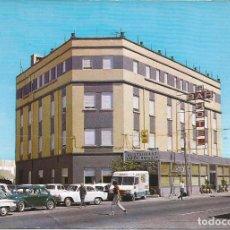 Postales: [POSTAL] HOTEL ERNESTO. GANDÍA (VALENCIA) (CIRCULADA). Lote 295898148