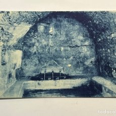 Postales: BENASAL (CASTELLÓN) POSTAL FUENTE EN-SEGURES. GRUTA DEL MANANTIAL.. (A.1942) CÍRCULADA... Lote 296775533