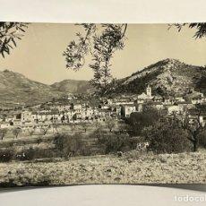 Postales: PENAGUILA (ALICANTE) POSTAL VISTA PINTORESCA. EDIC. HERMANOS GALIANA (H.1950?) CÍRCULADA... Lote 296776883