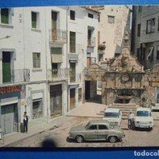Postales: POSTAL - JERICA - CASTELLÓN - 3.- FUENTE DE SANTA AGUEDA - ED. COMAS ALDEA - AÑO 1975 - ESCRITA. Lote 297083673