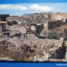 Postales: POSTAL - SAGUNTO - VALENCIA - CASTILLO, PLAZA DE ARMAS Y SAN FERNANDO - GARRABELL AÑO 1972 - ESCRITA. Lote 297084343