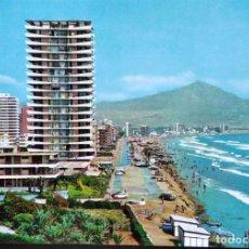 Postales: ALICANTE. 57 LA ROTONDA. PLAYA DE SAN JUAN. AYALA. NUEVA. COLOR. Lote 297095373