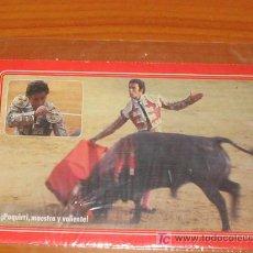 Postales: POSTAL DE TOROS DE PAQUIRRI. Lote 20142947