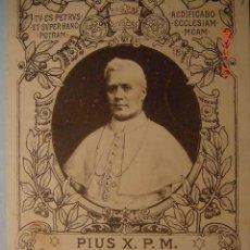 Postales: 9371 PAPA PIO X PIUS X AÑO 1903 PAPA ELEGIDO - MAS DE ESTE TEMA EN COSAS&CURIOSAS. Lote 11216424