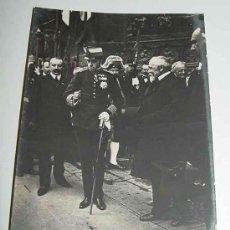 Postales: ANTIGUA POSTAL S. M. EL REY DON ALFONSO XIII EN PARIS - MONARQUIA - NO CIRCULADA.. Lote 8481025