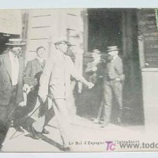 Postales: ANTIGUA POSTAL S. M. EL REY DON ALFONSO XIII - MONARQUIA - NO CIRCULADA.. Lote 8688887