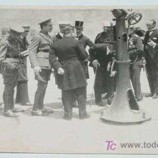 Postales: ANTIGUA FOTO POSTAL S. M. EL REY SON ALFONSO XIII - FOTO VENANCIO GOMBAU - SALAMANCA - NO CIRCULADA. Lote 5458234