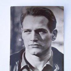Postales: POSTAL DE PAUL NEWMAN 7407 INTERPRETE DEL FILM MARCADO POR EL ODIO DE M.G.M.1961 . Lote 23617002