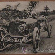 Postales: POSTAL GRAN PRIX ACF 1906 EDITADA FIVA EN 1969 COMEMORATIVA BICENTENARIO FARDIER DE CUGNOT. Lote 27527426