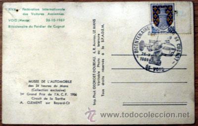 Postales: PARTE TRASERA DE LA POSTAL - Foto 2 - 27527426