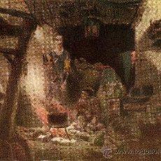 Postales: POSTAL DON QUIJOTE - EL BALSAMO DE FIERABRAS - PALOMEQUE, MADRID - SIN CIRCULAR. Lote 27332322