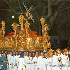 Postales: MALAGA - SEMANA SANTA - NUESTRO PADRE JESUS NAZARENO DEL PASO. Lote 43286992